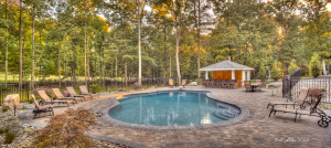 Maryland pool design