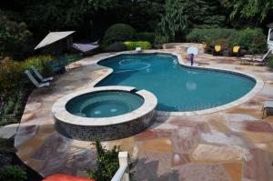 Howard County pool builder