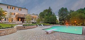 concrete pool Maryland