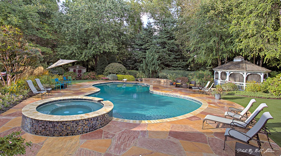 Pool design tips how to plan for your new pool in maryland for Pool design maryland