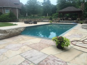 2016 pool design trends to inspire your new howard county pool for Pool design trends