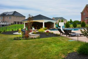 outdoor living structures