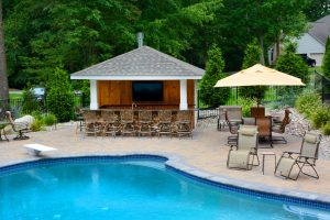 Swimming Pool Contractors in Glenwood