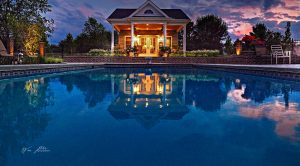 Keep your pool from getting cloudy