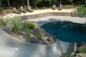 Learn about all the work goes into a custom pool design.
