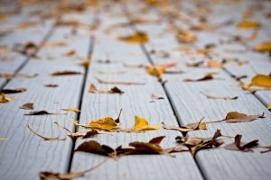 fall pool cleaning tips